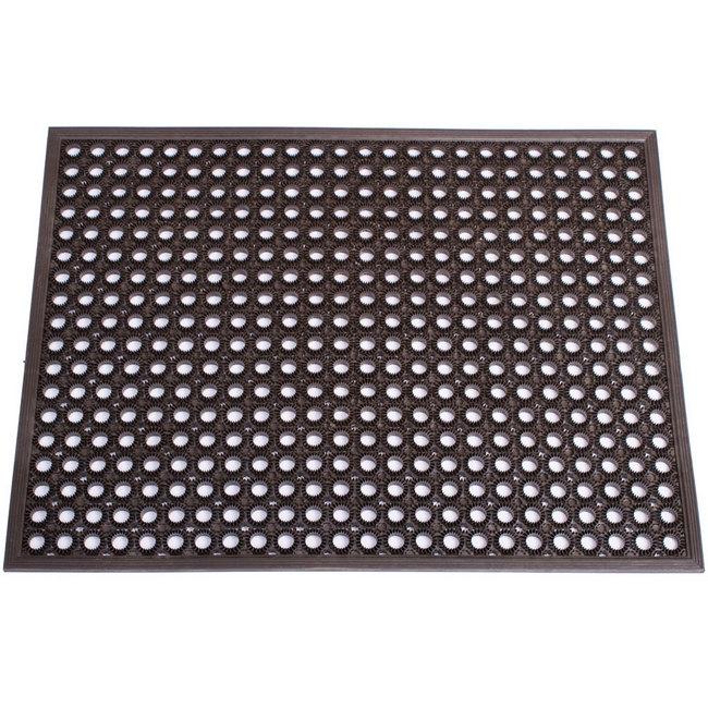 Picture of Scraper Doormat - 620mm x 470mm - Brown [SCM050001]