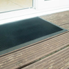 Picture of Rubber Brush Doormat - 700mm x 460mm - Black [RBM010001]