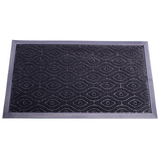 Picture of Poly Mat - Doormat - Brown - 750mm x 450mm [POL00003-2]