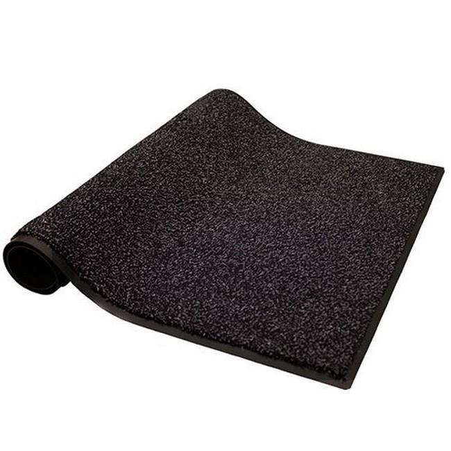Picture of Dirt Trapper Doormat - 900mm x 750mm - Black [DT010006]