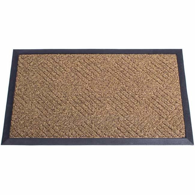 Picture of Decoturf Doormat - 750mm x 450mm - Brown [DE050001]
