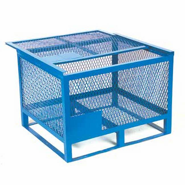 Picture of Security Cage - Steel - Blue - 194Kg - SECCAGE2