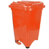 Picture of Pedal Bin - Foot Operated - 50L - Various Colours [PBIN50]