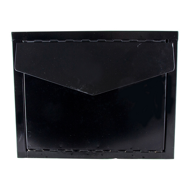 Picture of Letter Box - Lockable - Black [AWS2655]
