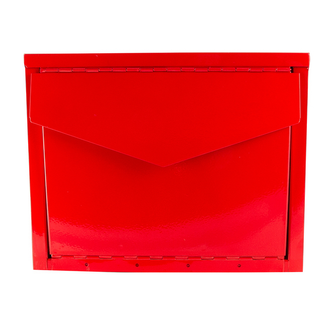 Picture of Letter Box - Lockable - Red [AWS2657]