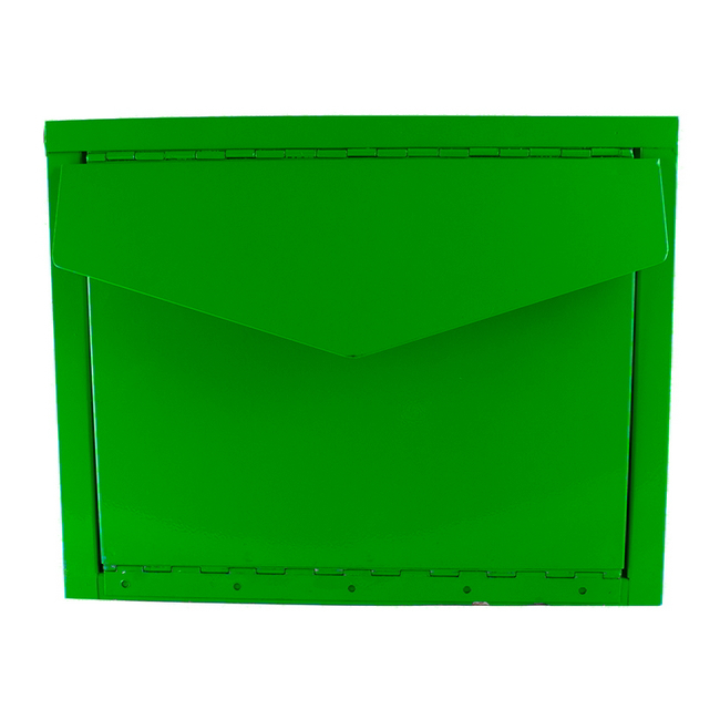 Picture of Letter Box - Lockable - Green [AWS2658]