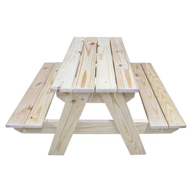 Picture of Kiddies Picnic Table - Solid Pine [TOOG935]