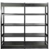 Picture of Steel Shelving - First Bay - 5 Shelves - 210 x 91.4 x 45.7 cm - SM21-45-5-I