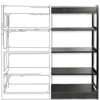 Picture of Steel Shelving - Add on Bay - 5 Shelves - 210 x 91.4 x 45.7 cm - SM21-45-5-A