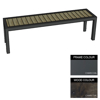 Picture of Facilities Bench - Steel and Wood - Adj. Feet - 45x240x51cm - Colour Options - FL4661PC