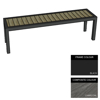 Picture of Facilities Bench - Steel and Composite - Bolt Dn - 45x180x51cm - Colour Options - FLO4642PC