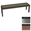 Picture of Facilities Bench - Stainless Steel 304 and Composite - Bolt Down - 45x150x51cm - Colour Options - FLO4232S