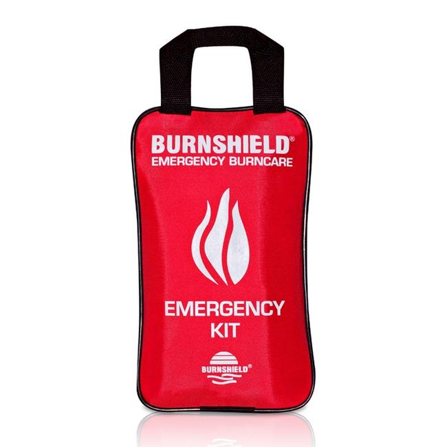 Picture of Burnshield Emergency Burn Kit - Nylon Bag and Contents - 14 x 7 x 24 cm - 900817