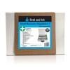 Picture of First Aid Kit - Office Regulation 7 - Metal Box and Contents -  46 x 14 x 31 cm - FAK5009