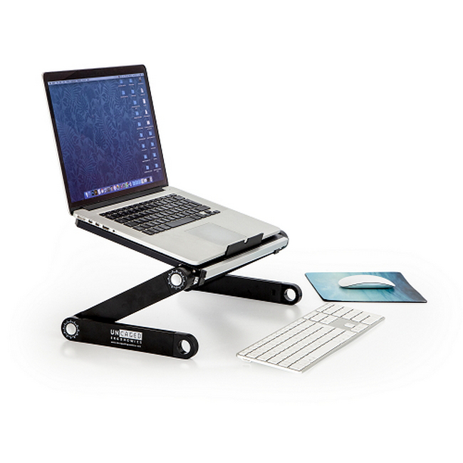 Picture of Ergonomic - Light Laptop Stand - WorkEZ - WELILS-Silver