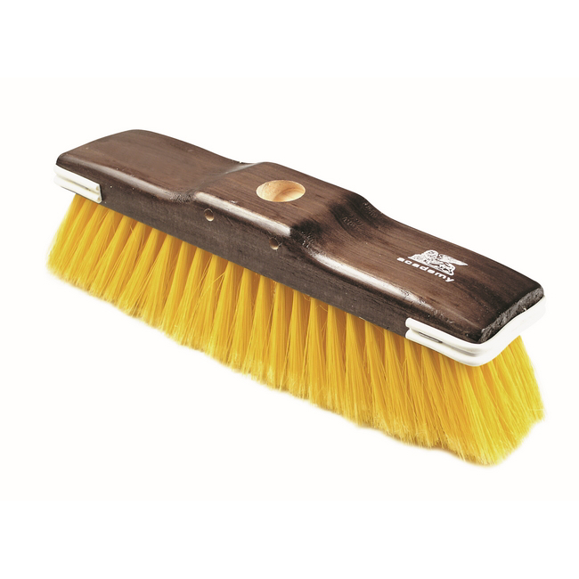 Picture of Floor Broom - Head Only - GB1 - Soft - Flagged Synthetic Fibre -Buffers - (30 Pack) - F3309