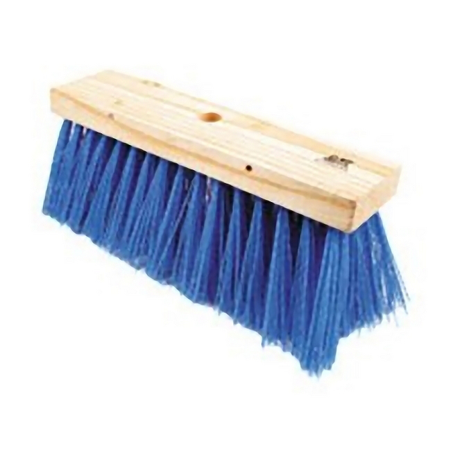 Picture of Bass Broom - Head Only - Synthetic Fibre - 37.5cm - Pack of 12 - F3104
