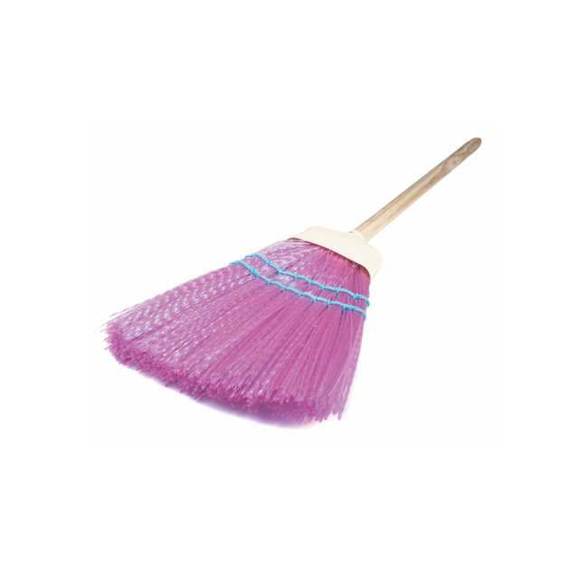 Picture of Corn Broom - 4-Tie Synthetic Fibre - (10 Pack) - F3002
