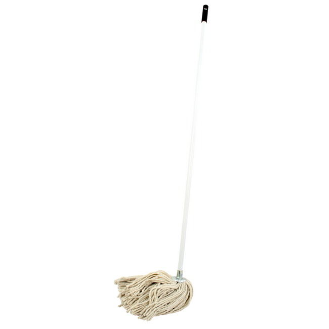 Picture of Mop - Complete - W5 Head with Metal Socket - Metal Handle - 445g - Pack of 5 - F8662