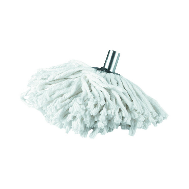 Picture of Mop - W2 Head Only with Metal Socket - 265g - (35 Pack) - F8609