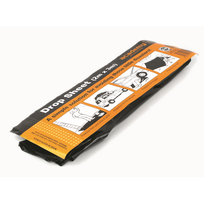 Picture of Drop Sheet - 2m x 3m - (20 Pack) - F7424