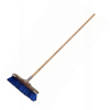 Picture of Floor Broom - Complete - GB1 - Soft - Flagged Synthetic Fibre - Buffer - Wooden Handle - 55 Grip - Pack of 5 - F13359