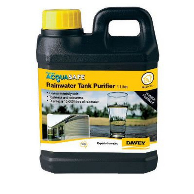 Picture of Rainwater Tank Purifier - Acquasafe - 1L - DAVAS-1