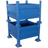 Picture of Stillage Bin - Stackable Steel Bin - Solid Side - Blue - 900Kg - SB3218