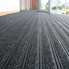 Picture of Entrance Mat - Premier Star Gripper Plus Floor Tile with PP Inserts Closed - 44 x 29 x 1.8 cm - Charcoal - PSG010001C