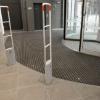 Picture of Entrance Mat - Trio Brush Carpet - 200 x 1 cm - per Linear Metre - Anthracite - PMTB010001C