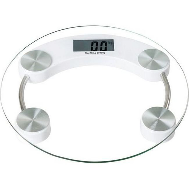 Picture of Bathroom Scale - Digital - Round - ABS5129