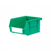 Picture of Panel Bin - Plastic Small Parts Container - Size 2 - 13.5 x 10.5 x 7.5 cm - Green - BIN-2-GREEN