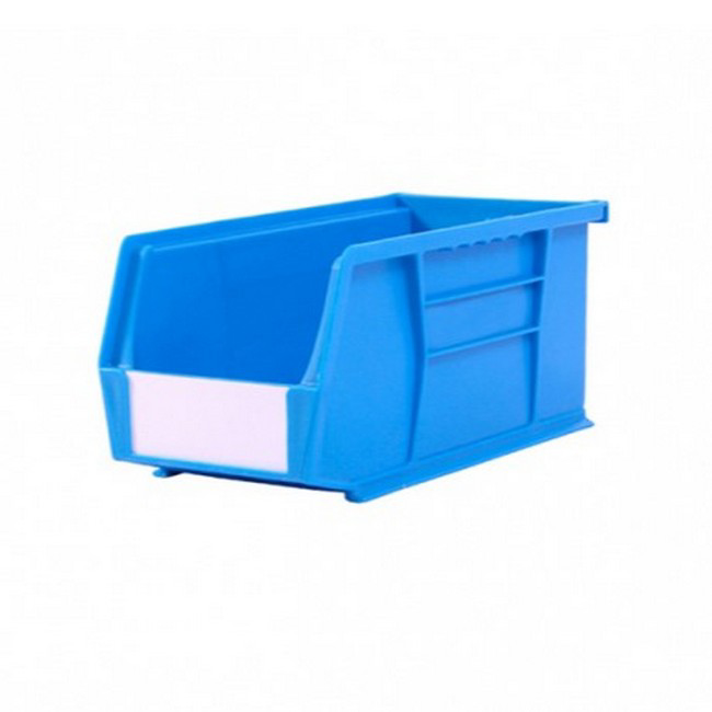 Picture of Panel Bin - Plastic Small Parts Container - Size 5 - 28 x 14 x 13 cm - Blue - BIN-5-BLUE