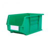 Picture of Panel Bin - Plastic Small Parts Container - Size 7 - 37.5 x 21 x 18 cm - Green - BIN-7-GREEN
