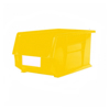 Picture of Panel Bin - Plastic Small Parts Container - Size 7 - 37.5 x 21 x 18 cm - Yellow - BIN-7-YELLOW