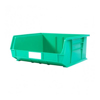 Picture of Panel Bin - Plastic Small Parts Container - Size 8 - 37.5 x 42 x 18 cm - Green - BIN-8-GREEN