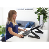 Picture of Ergonomic - WorkEz Executive Laptop Stand - WEELS