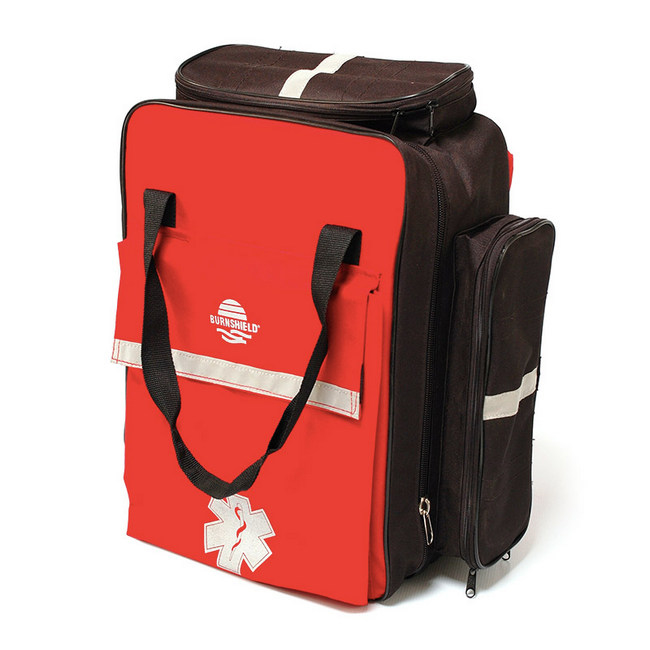 Picture of First Aid Kit - Critical Trauma - Basic Life Support (BLS) - 89 Items in Criti Trauma Bag - 48 x 19 x 49 cm - FAK5033