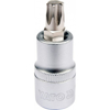 "Picture of Torx Bit Socket - Male - Chrome Vanadium -  1/2"" Connector - Standard Length - T50 x 50mm - YT-04316"