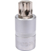 "Picture of Torx Bit Socket - Male - Chrome Vanadium -  1/2"" Connector - Standard Length - T70 x 50mm - YT-04319"