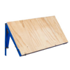 Picture of Fold Away Workbench - Steel Frame - Wood Top - 90 x 45 cm - Blue - DIV-WB01-FA-blue
