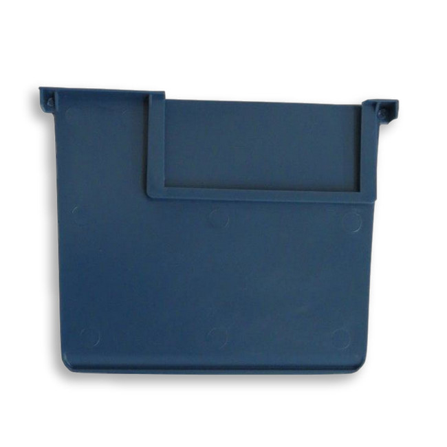 Picture of Divider for Loose Parts Warehouse Shelf Bin Storage Container - Small - Blue - (MOQ 20) - DPDIVS-single
