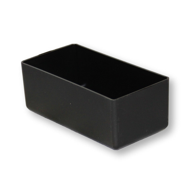 Picture of Drawer Organiser - Insert Bin - Black - DPINSERT03-single