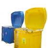 Picture of Recycle Bin - Plastic - 1000L - 126 x 103 x 153 cm - LB075A