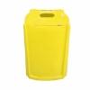 Picture of Litter Bin - Pavement - Advert - Plastic - 75 x 75 x 91 cm - LB025A