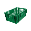 Picture of Nesting Agri Crate - Plastic Agri Box - Vented Base and Sides - 60 x 40 x 24 cm - Recycled Material - PI-720-stock