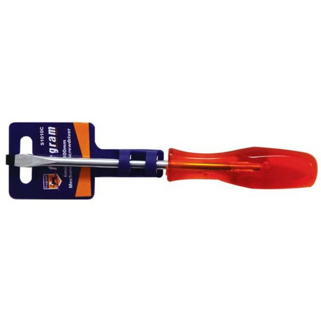 Picture of Mechanics' Screwdriver - 6mm x 100mm - TOOS1010C