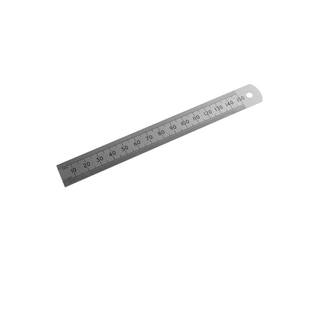 Picture of Ruler - Stainless Steel - 150mm - TOOR1472C
