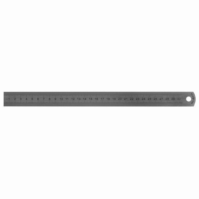 Picture of Ruler - Stainless Steel - 300mm - TOOR1473C