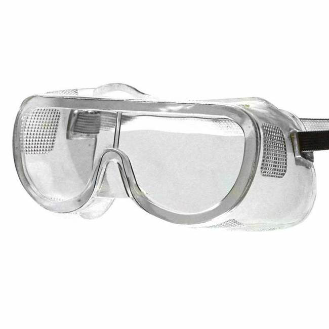 Picture of Safety Goggles - Clear - TOOG727A